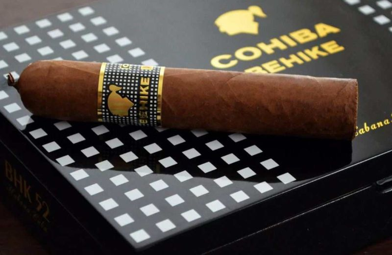 The Most Expensive Cigars expensive cigar The Most Expensive Cigars Cohiba Behike Cigars