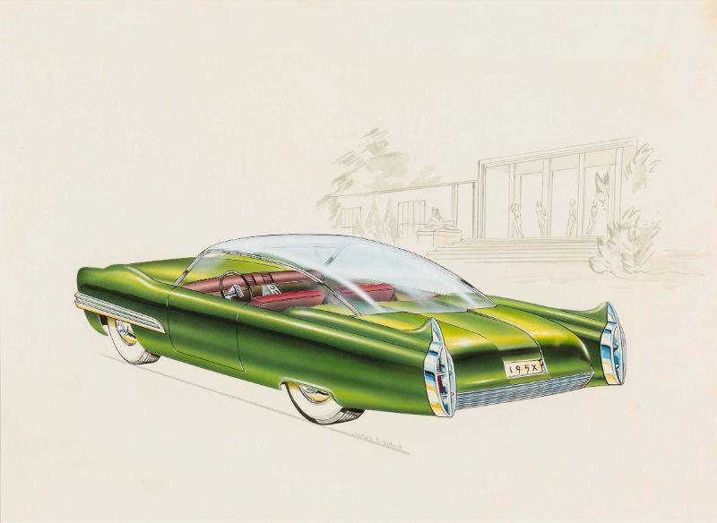 'Detroit Style', Explore the 20th Century's Most Iconic Cars iconic car 'Detroit Style', Explore the 20th Century's Most Iconic Cars Detroit Style Explore the 20th Centurys Most Iconic Cars 3