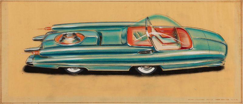 'Detroit Style', Explore the 20th Century's Most Iconic Cars iconic car 'Detroit Style', Explore the 20th Century's Most Iconic Cars Detroit Style Explore the 20th Centurys Most Iconic Cars 4