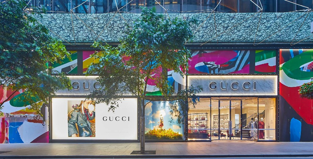 Gucci Revamps Sydney Flagship Store