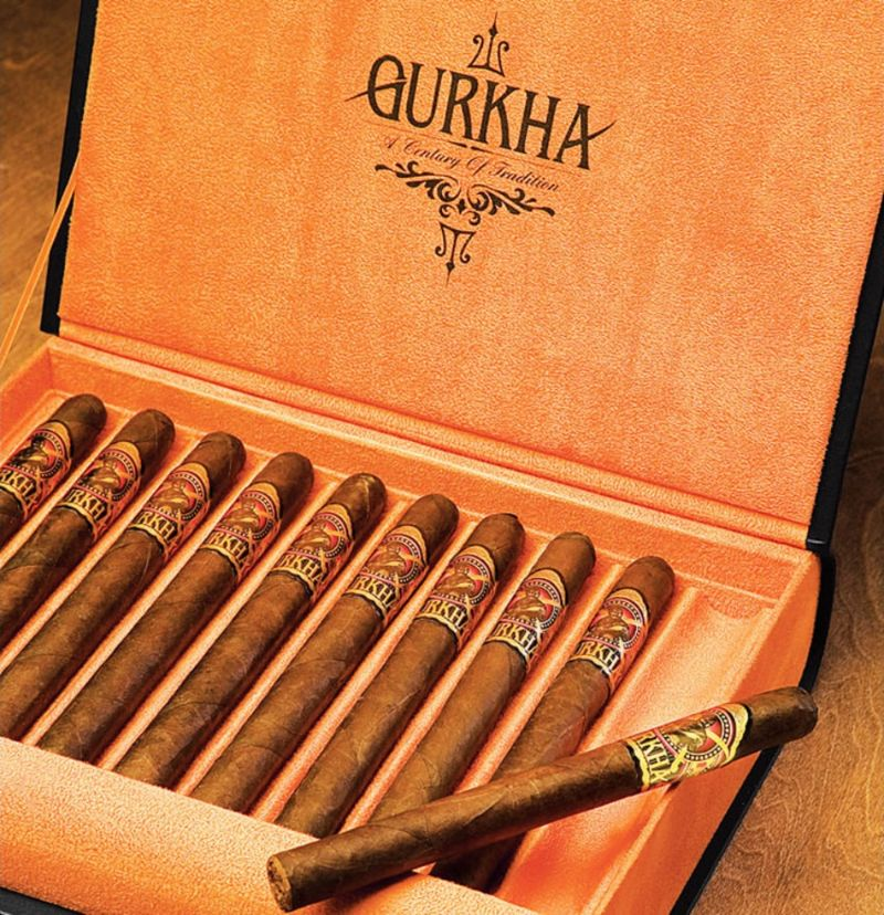 The Most Expensive Cigars expensive cigar The Most Expensive Cigars Gurkha Black Dragon Cigars