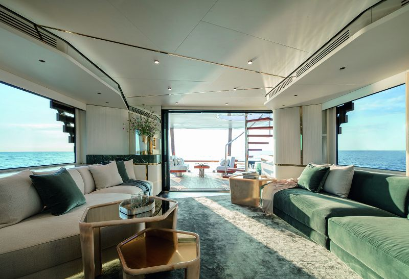 Vincenzo De Cotiis Crafts His First Yacht Interior For Azimut vincenzo de cotiis Vincenzo De Cotiis Crafts His First Yacht Interior For Azimut Vincenzo De Cotiis Crafts His First Yacht Interior For Azimut 2