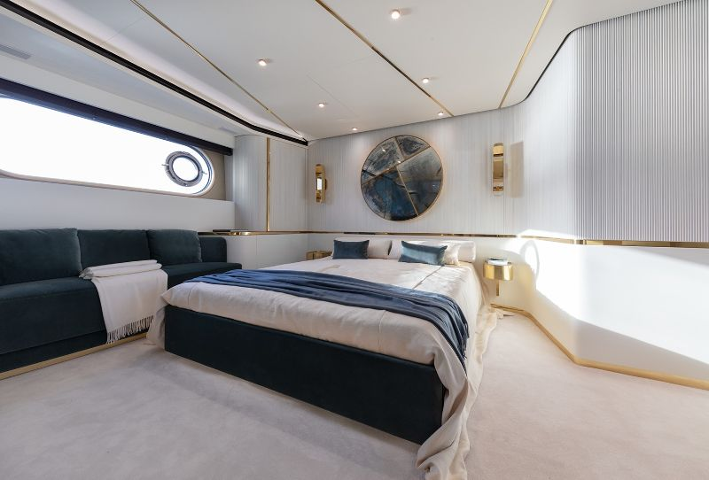 Vincenzo De Cotiis Crafts His First Yacht Interior For Azimut vincenzo de cotiis Vincenzo De Cotiis Crafts His First Yacht Interior For Azimut Vincenzo De Cotiis Crafts His First Yacht Interior For Azimut 3