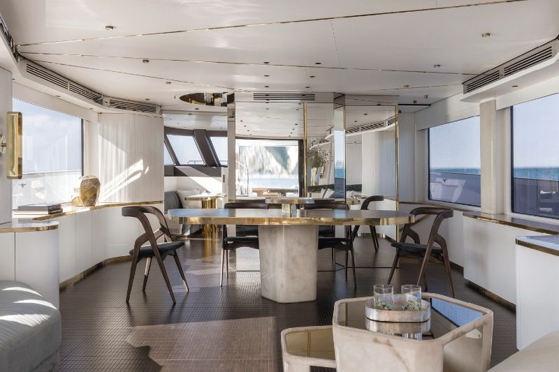 Vincenzo De Cotiis Crafts His First Yacht Interior For Azimut vincenzo de cotiis Vincenzo De Cotiis Crafts His First Yacht Interior For Azimut Vincenzo De Cotiis Crafts His First Yacht Interior For Azimut 9