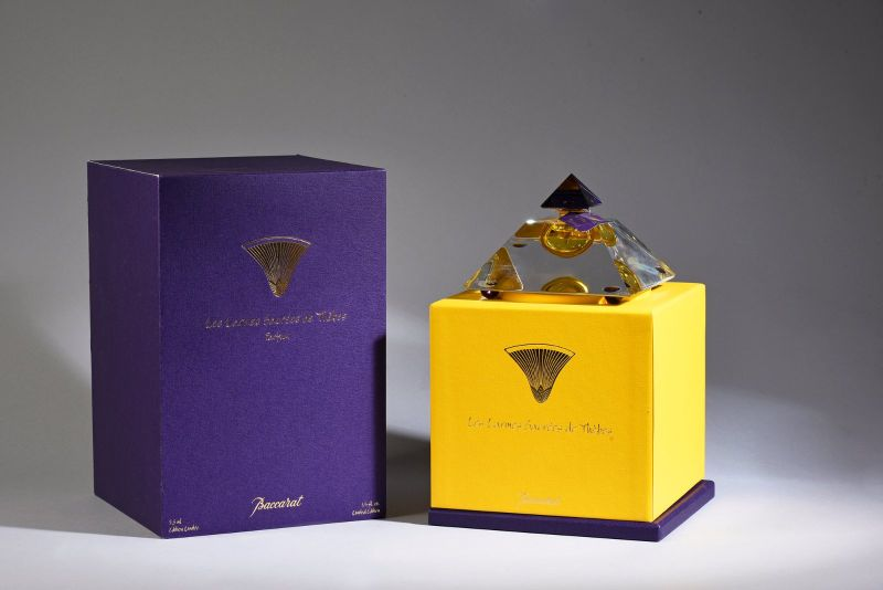 The Most Expensive Perfumes expensive perfume The Most Expensive Perfumes Baccarat Les Larmes Sacrees de Thebes