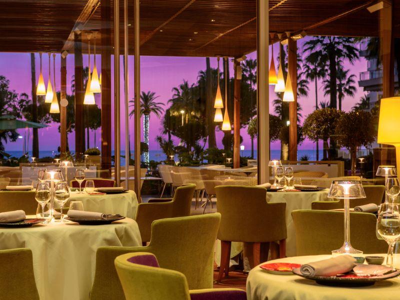 Top 5 Most Luxury Restaurants in Cannes