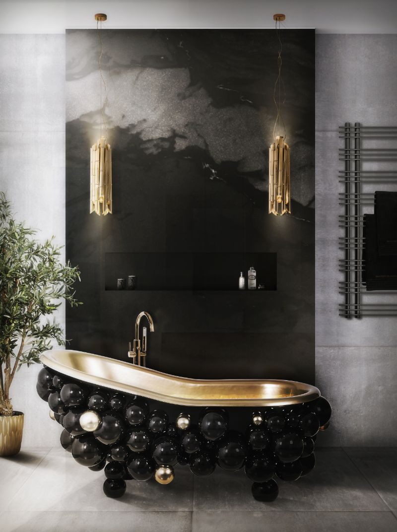 The Most Luxurious And Expensive Bathtubs In The World expensive bathtub The Most Luxurious And Expensive Bathtubs In The World 14 newton bathtub saki pendant maison valentina 1 HR