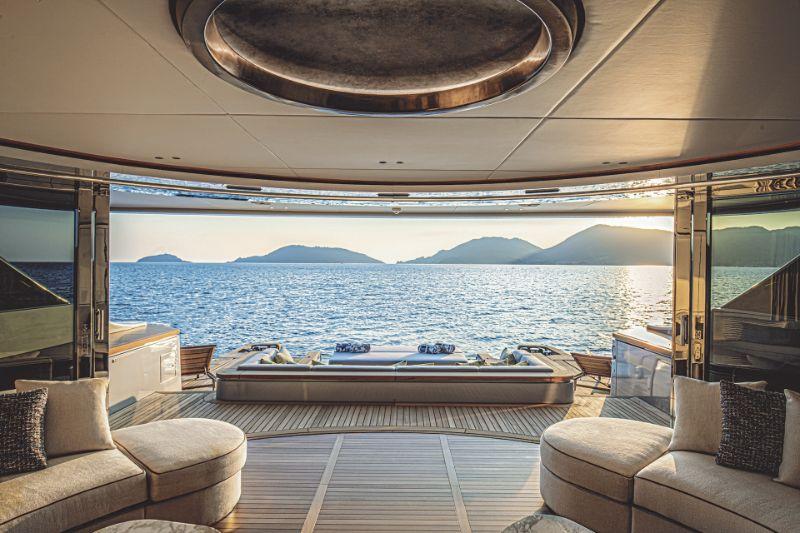 'Oasis', Bonetti/Kozerski's Yacht Design For Benetti yacht design 'Oasis', Bonetti/Kozerski's Yacht Design For Benetti Oasis BonettiKozerskis Yacht Design For Benetti 10