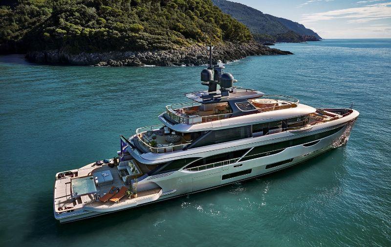 'Oasis', Bonetti/Kozerski's Yacht Design For Benetti yacht design 'Oasis', Bonetti/Kozerski's Yacht Design For Benetti Oasis BonettiKozerskis Yacht Design For Benetti 2