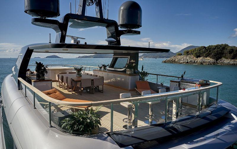 'Oasis', Bonetti/Kozerski's Yacht Design For Benetti yacht design 'Oasis', Bonetti/Kozerski's Yacht Design For Benetti Oasis BonettiKozerskis Yacht Design For Benetti 3