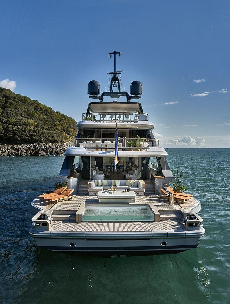 'Oasis', Bonetti/Kozerski's Yacht Design For Benetti yacht design 'Oasis', Bonetti/Kozerski's Yacht Design For Benetti Oasis BonettiKozerskis Yacht Design For Benetti 4