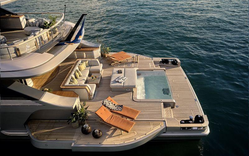 'Oasis', Bonetti/Kozerski's Yacht Design For Benetti yacht design 'Oasis', Bonetti/Kozerski's Yacht Design For Benetti Oasis BonettiKozerskis Yacht Design For Benetti 5