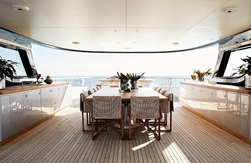 'Oasis', Bonetti/Kozerski's Yacht Design For Benetti yacht design 'Oasis', Bonetti/Kozerski's Yacht Design For Benetti Oasis BonettiKozerskis Yacht Design For Benetti 8