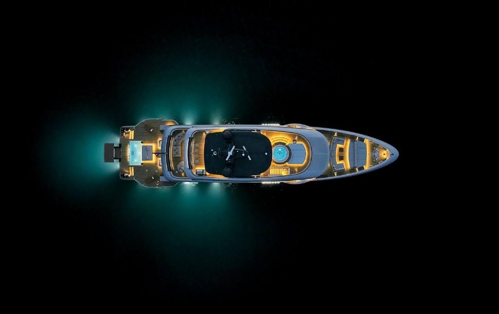 'Oasis', Bonetti/Kozerski's Yacht Design For Benetti