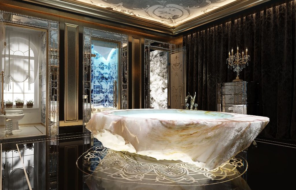 The Most Luxurious And Expensive Bathtubs In The World