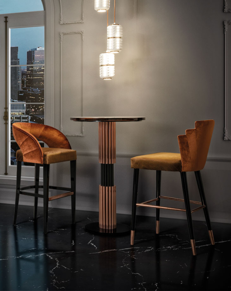 10 Luxury Bar Tables For Your Private Home Bar bar table 10 Luxury Bar Tables For Your Private Home Bar Cosmos bar table 1 1