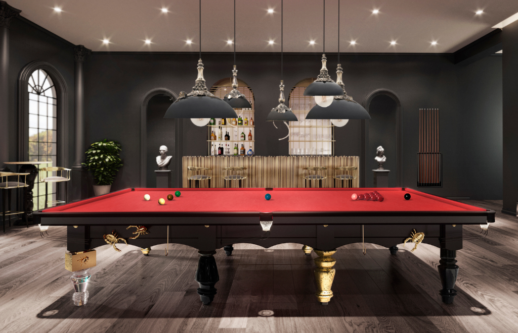 15 Furniture Ideas To Upscale Your Luxury Gaming Room