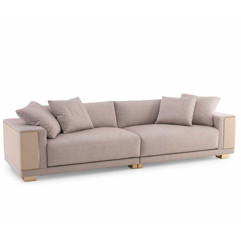 High-End and Expensive Furniture: 20 Luxury Sofas To Impress You luxury sofa High-End and Expensive Furniture: 20 Luxury Sofas To Impress You Fendi Icon Lite D3 Sofa