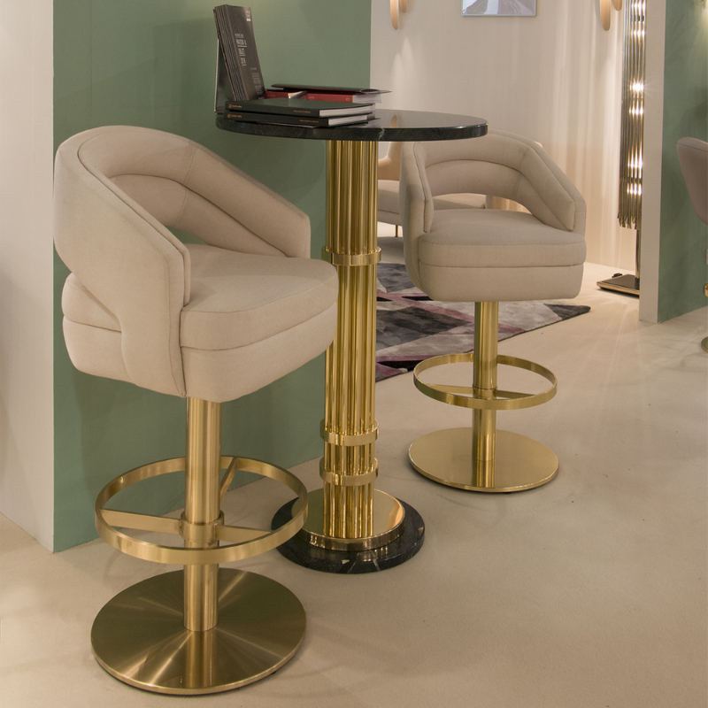 10 Luxury Bar Tables For Your Private Home Bar bar table 10 Luxury Bar Tables For Your Private Home Bar Janis BarTable EssentialHome 10