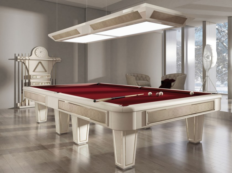 15 Furniture Ideas To Complement Your Luxury Gaming Room luxury gaming room 15 Furniture Ideas To Upscale Your Luxury Gaming Room b DESIRE Pool table Vismara Design 315759 rel6c8ef8c8 1
