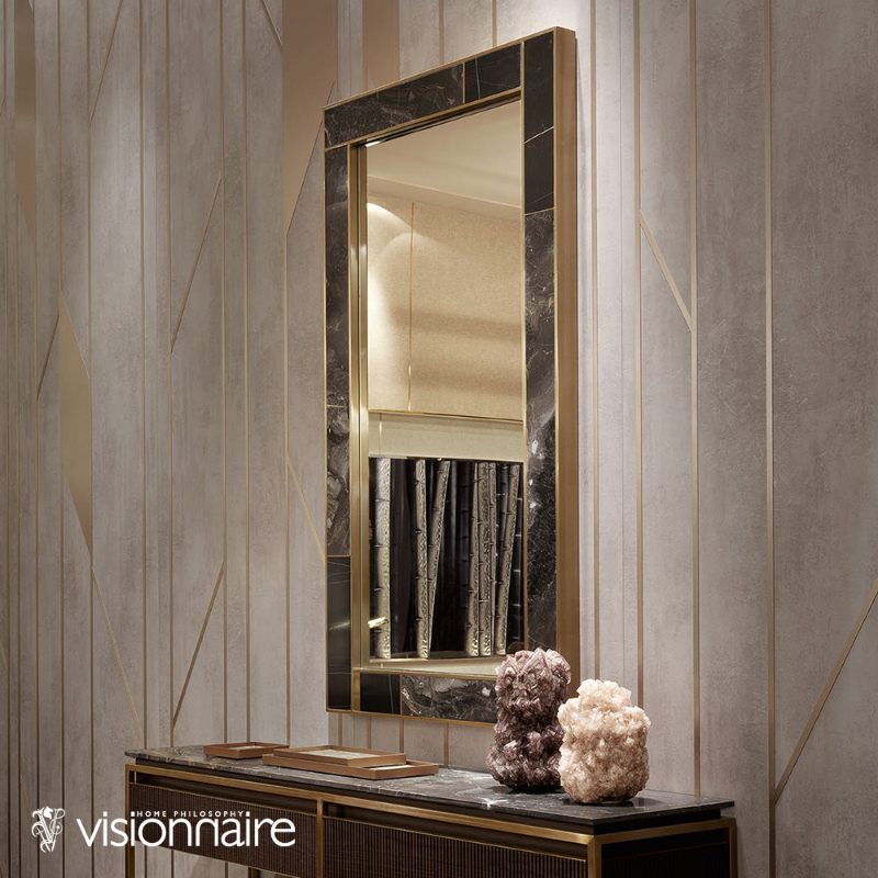 Discover The Most Impressive Luxury Mirrors luxury mirror Discover The Most Impressive Luxury Mirrors cas vsn polidoro mirror 01 img03 1