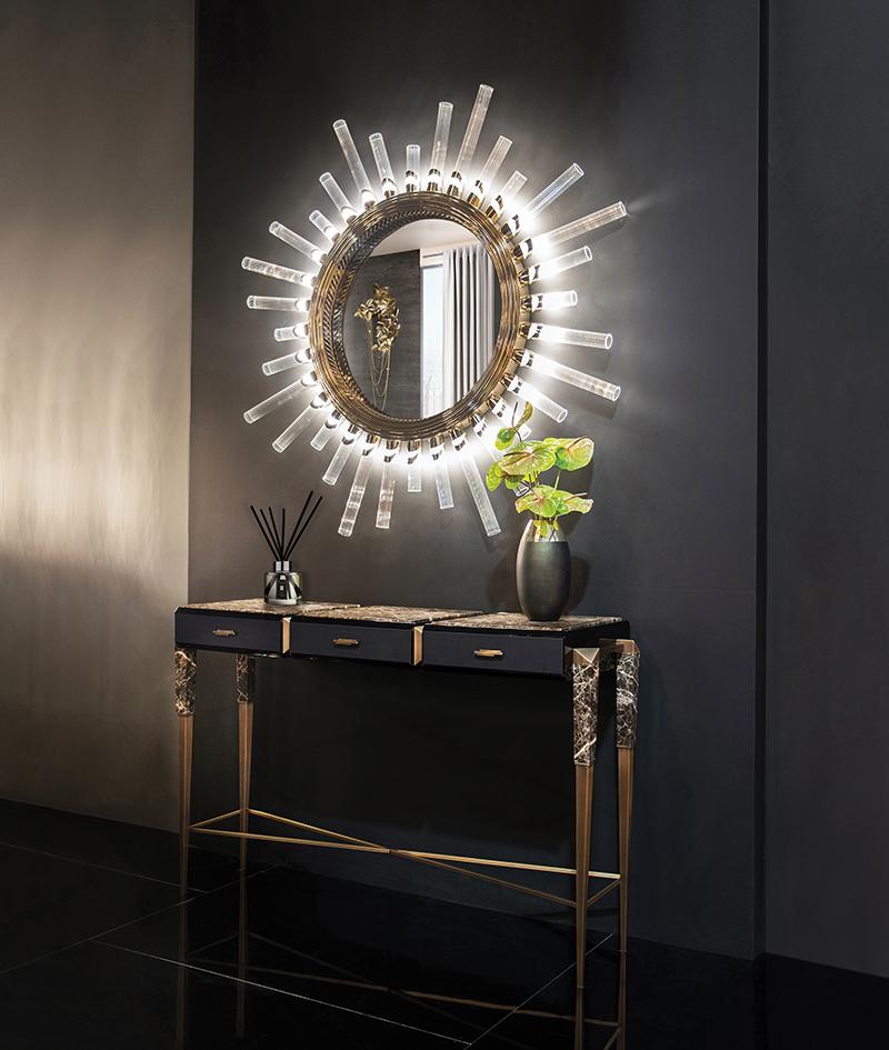 Discover The Most Impressive Luxury Mirrors luxury mirror Discover The Most Impressive Luxury Mirrors img 3