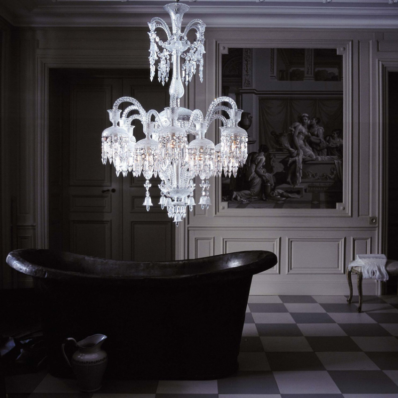 The Most Luxurious And Expensive Chandeliers For An Imposing Interior expensive chandelier The Most Luxurious And Expensive Chandeliers For An Imposing Interior solstice lustre 12L ambiance 1