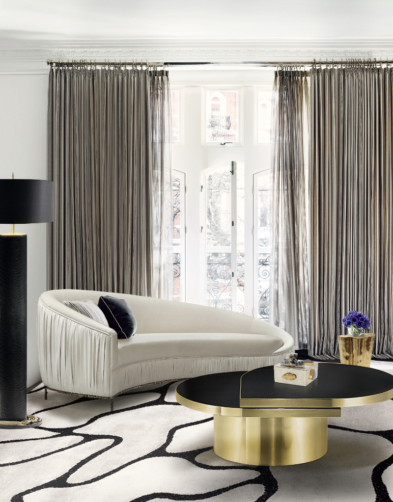 High-End and Expensive Furniture: 20 Luxury Sofas To Impress You luxury sofa High-End and Expensive Furniture: 20 Luxury Sofas To Impress You vamp sofa reptilian floor lamp tears cocktail table koket projects 1
