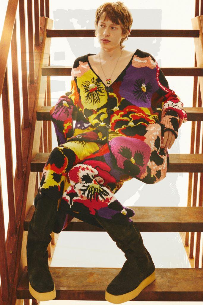 Art-Inspired Luxury Menswear Collection luxury menswear Art-Inspired Luxury Menswear Collection 00007 Loewe Mens Fall 21 683x1024