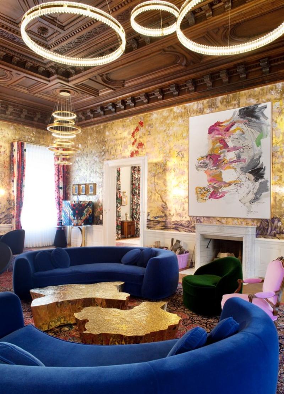 15 Exquisite Interior Design Projects In Vienna interior design project 15 Exquisite Interior Design Projects In Vienna Boca do Lobo Projects Palais FG by Denis Kosutic 8 1