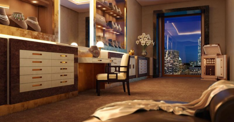 Luxury Safes For A Millionaire Home luxury safe Luxury Safes For A Millionaire Home Do  ttling Collector Rooms