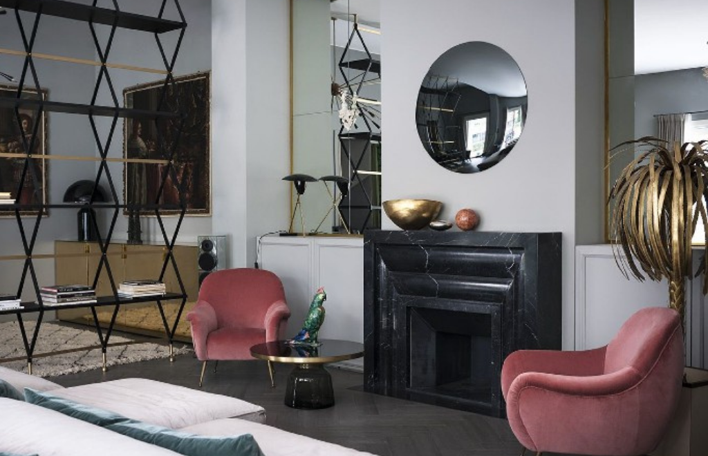 Amazing Interior Designers From Milan
