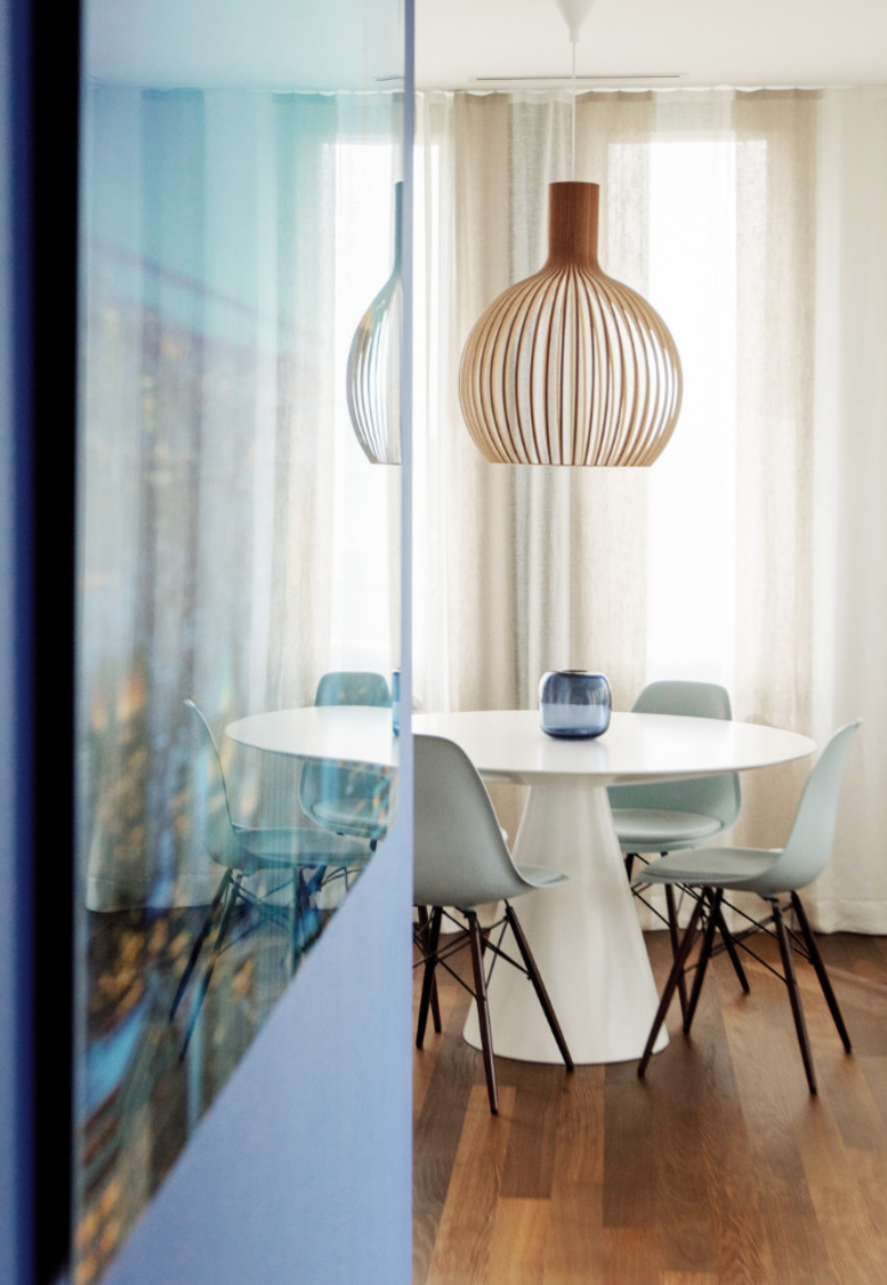 The Best Interior Design Projects In Basel interior design project The Best Interior Design Projects In Basel Global Inspirations Design Magnolienpark Dining Room 01 1