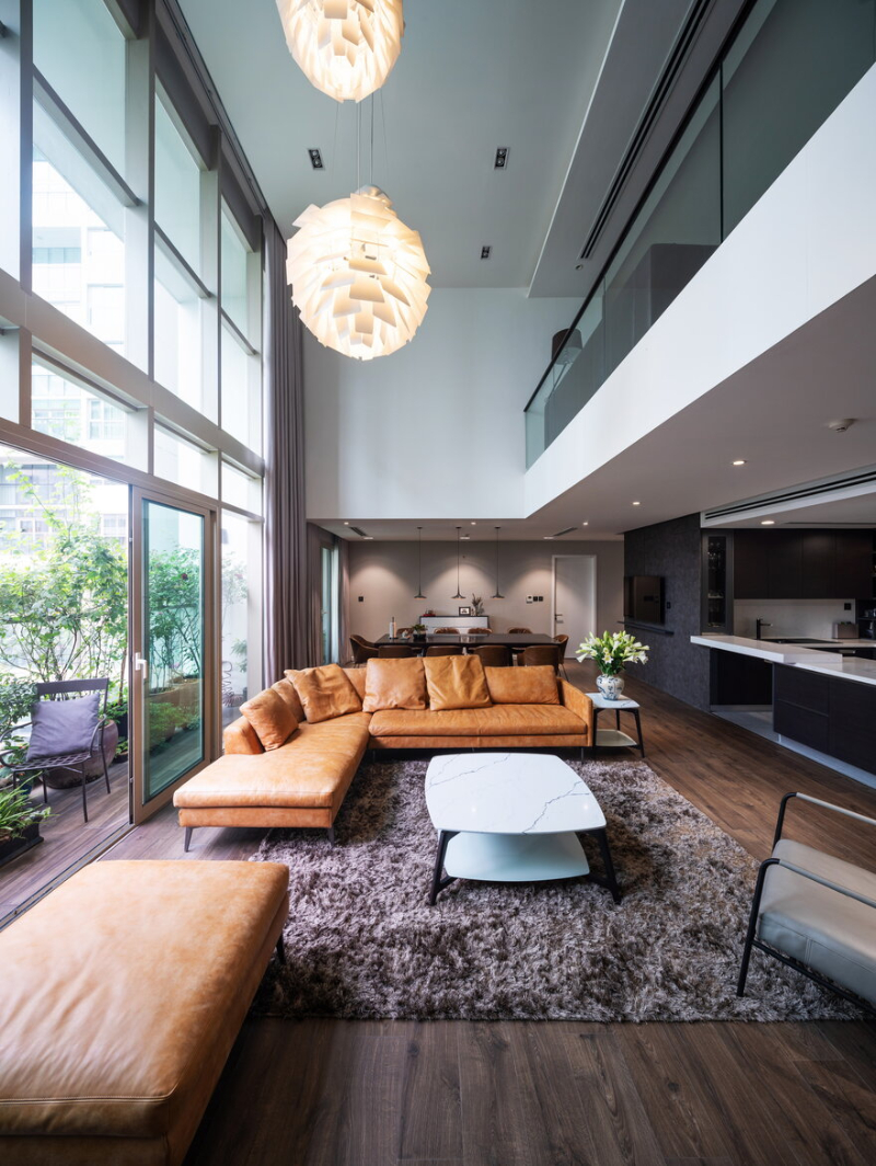 Discover The Best Interior Design Projects In Hanoi interior design project Discover The Best Interior Design Projects In Hanoi Renovation of a Two Storey Apartment 5 1