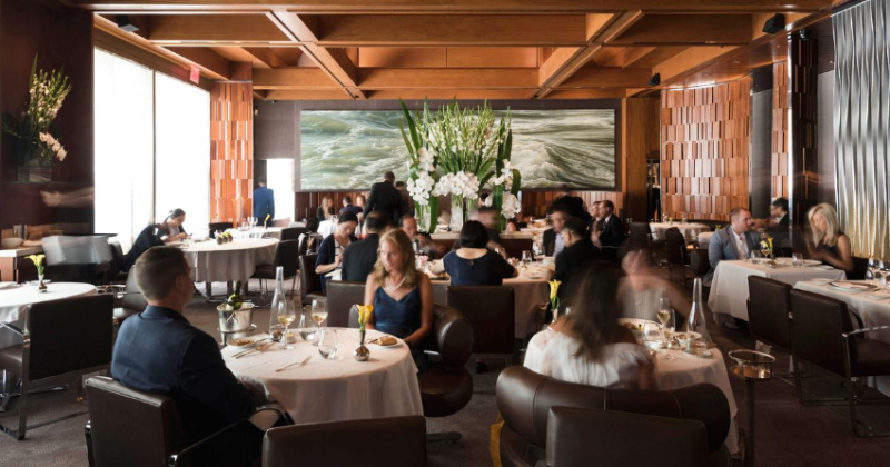 The Most Exclusive And Luxury Restaurants In New York City