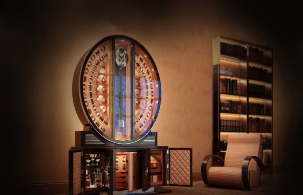 Luxury Safes For A Millionaire Home