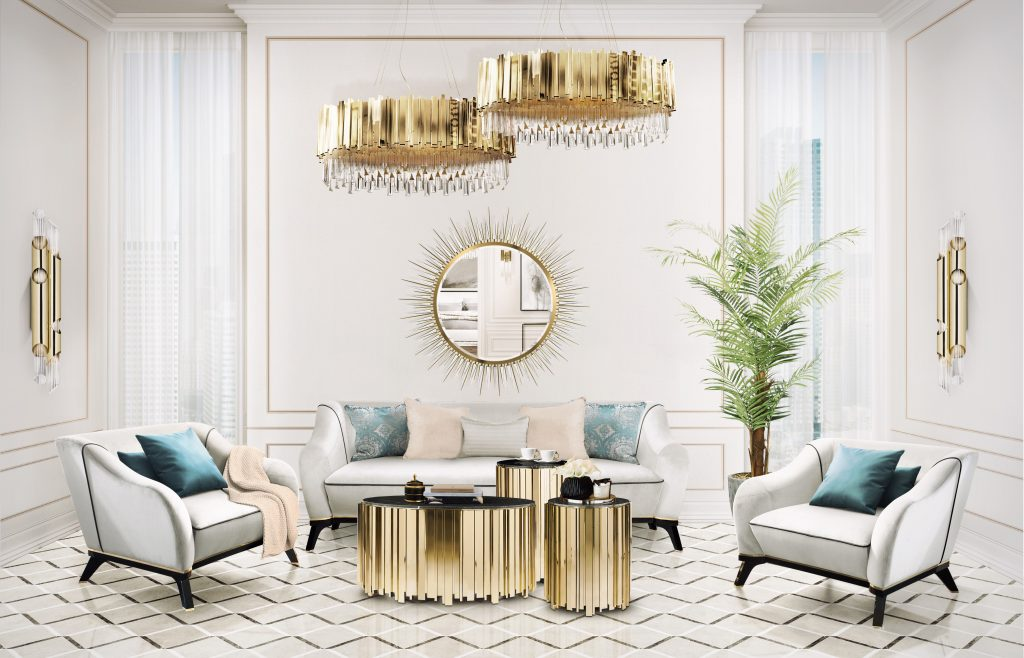Luxury Mirrors For A Exclusive Design