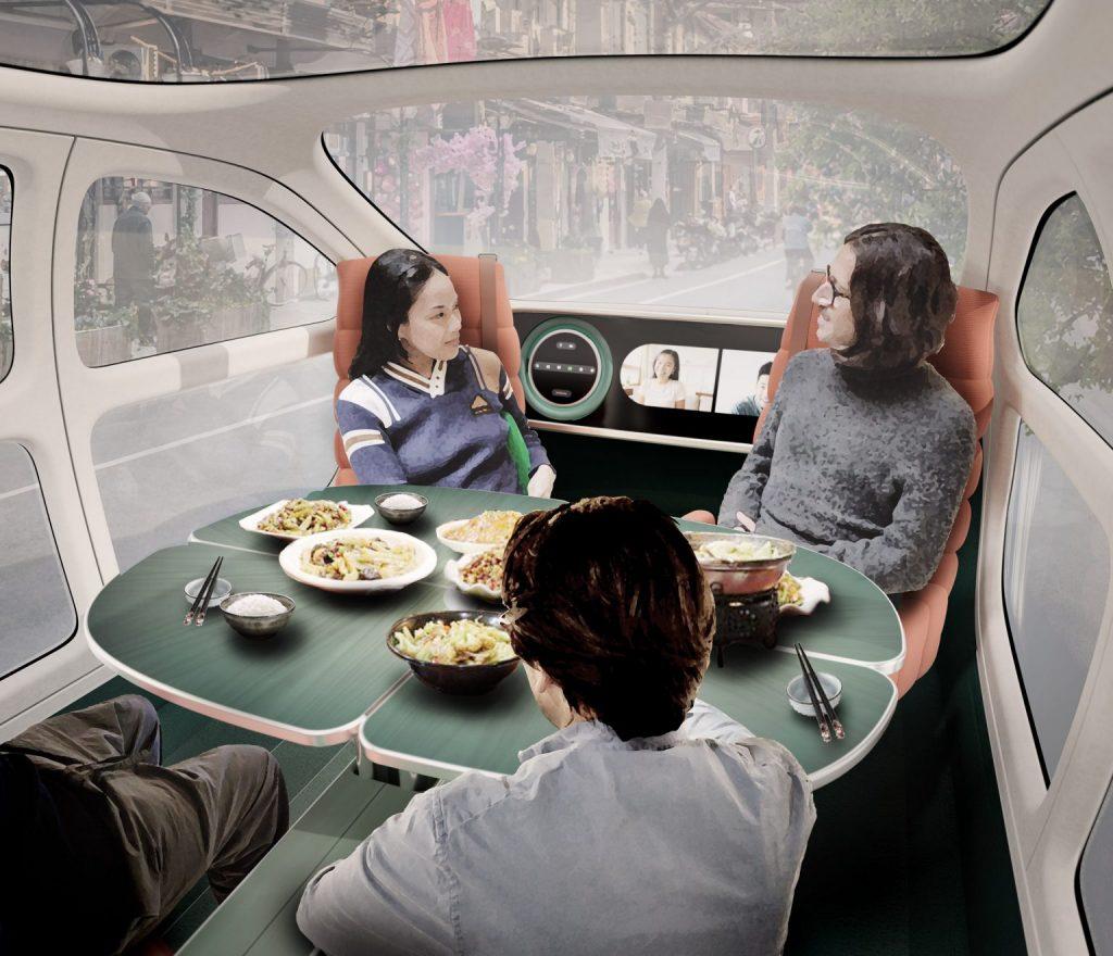 IM Motors Car That Clean Pollution As It Drives im motors IM Motors Car That Clean Pollution As It Drives heatherwick studio airo im motors shanghai motor show dezeen 2364 col 1 1536x1320 1 1024x880