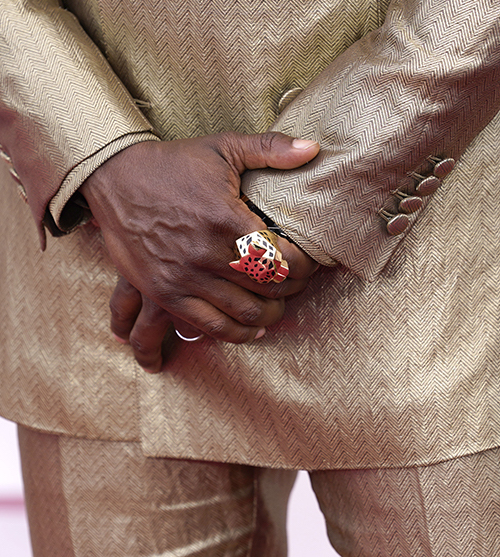 The Best Dressed Men On The Oscars oscars The Best Dressed Men At The Oscars leslie odom jr oscars 2021 co  pia