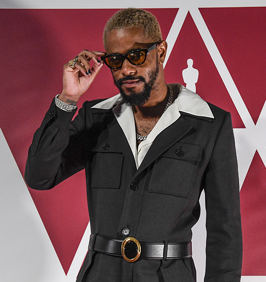 The Best Dressed Men On The Oscars oscars The Best Dressed Men At The Oscars oscars 2021 best dressed lakeith stanfield london co  pia