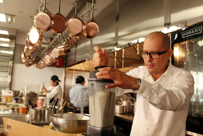 Most Expensive Restaurants In New York City expensive restaurant Most Expensive Restaurants In New York City Brooklyn Fare GettyImages 104947662 56a4001a3df78cf772804cd8