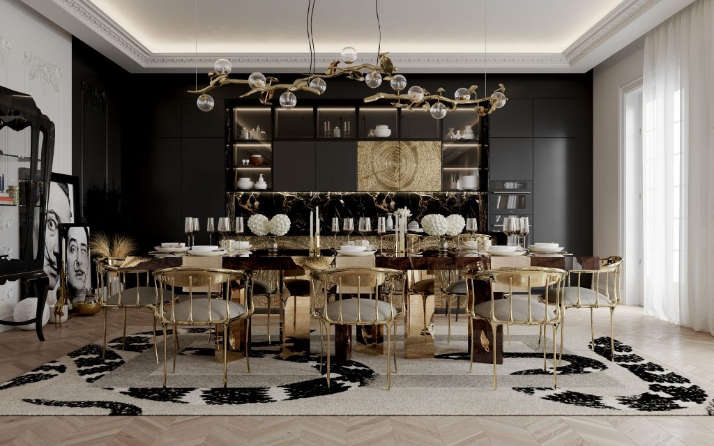 Luxury Tables For An Opulent Dining Room luxury table Luxury Tables For An Opulent Dining Room empire 1024x640