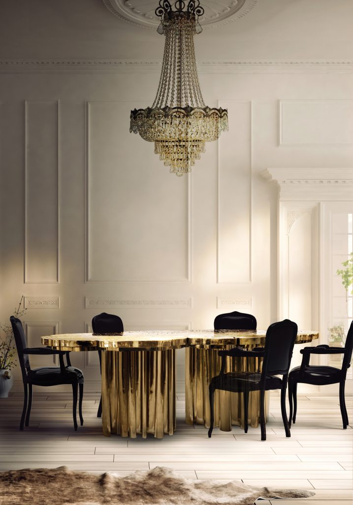 Luxury Tables For An Opulent Dining Room luxury table Luxury Tables For An Opulent Dining Room fortuna 717x1024
