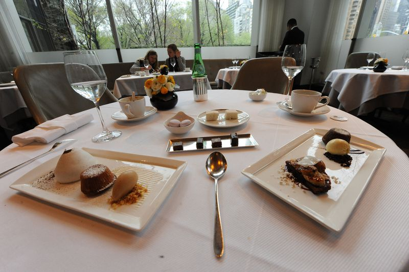 Most Expensive Restaurants In New York City expensive restaurant Most Expensive Restaurants In New York City jeangeorges orcaman 56a9a3675f9b58b7d0fd955f