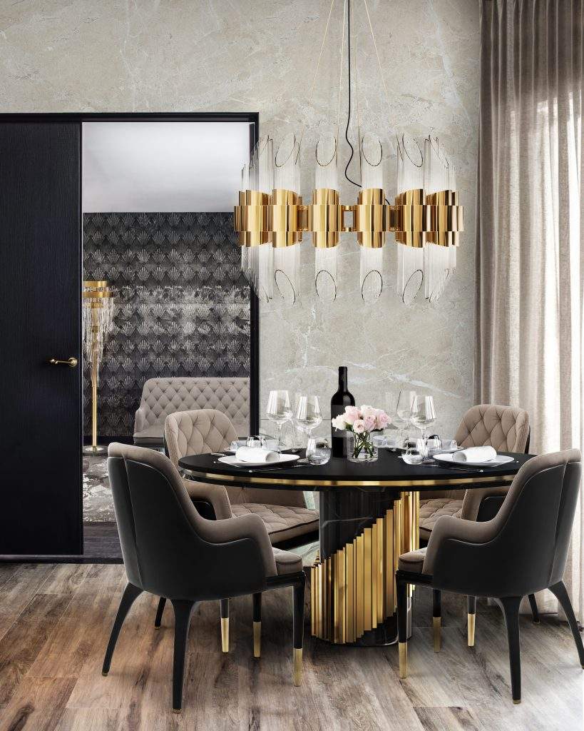 Luxury Tables For An Opulent Dining Room luxury table Luxury Tables For An Opulent Dining Room littus dining table cover 03 819x1024
