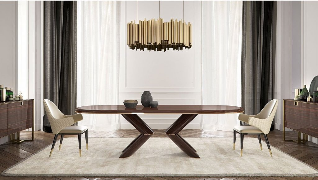 Luxury Tables For An Opulent Dining Room luxury table Luxury Tables For An Opulent Dining Room plie 1024x582