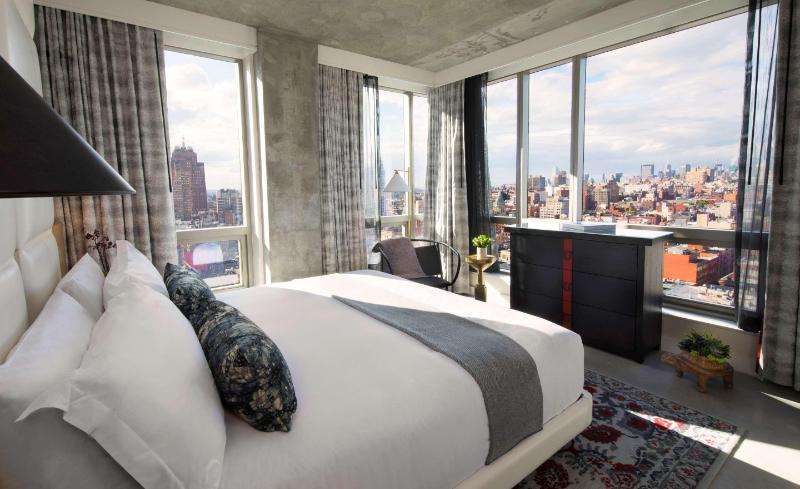 Wimberly Interiors - Luxury Interior Design Projects Hotel 50 Bowery New York City USA wimberly interiors Wimberly Interiors – Luxury Interior Design Projects 50 bowery new york city wimberly interiors