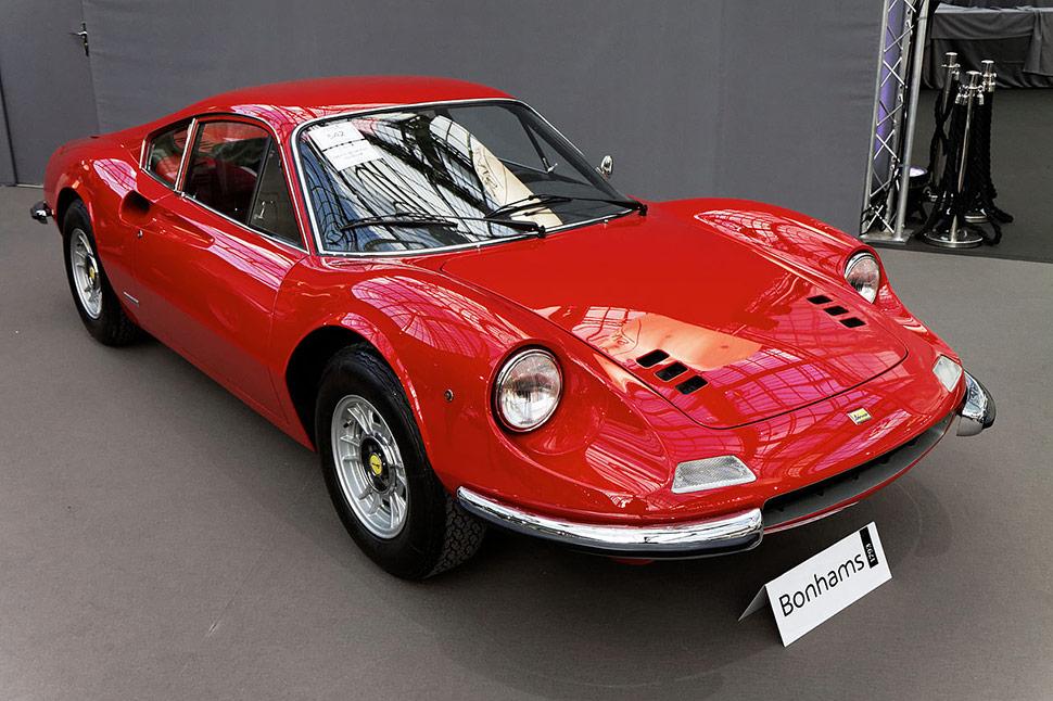 Ferraris - Which One Is The Best? ferrari Ferraris – Which One Is The Best? Ferrari Dino246GTS