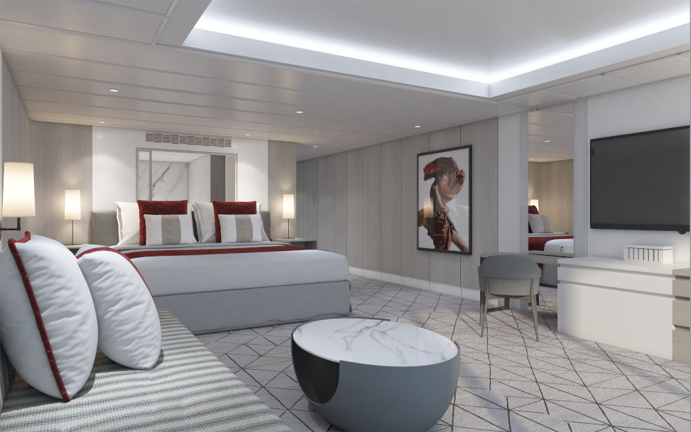 Luxury Ship From Celebrity Cruises With Exclusive Design luxury ship Luxury Ship From Celebrity Cruises With Exclusive Design aquaclass sky suites