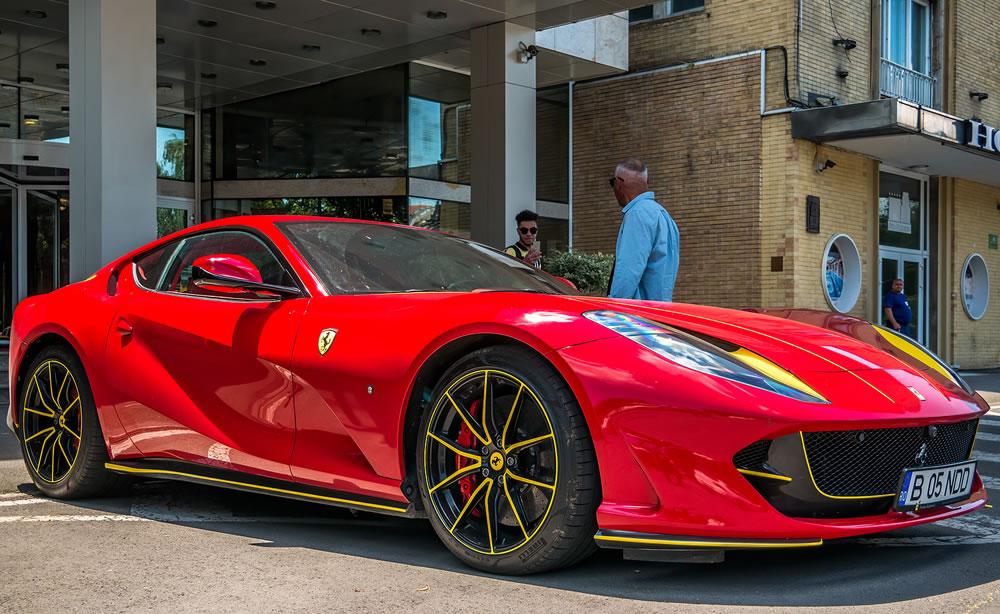 Ferraris - Which One Is The Best? ferrari Ferraris – Which One Is The Best? bigstock Brasov romania A 376425133